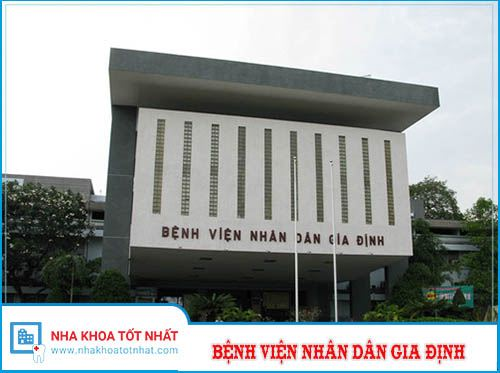 Bệnh Viện Nhân Dân Gia Định - 1 Nơ Trang Long, Phường 7 , Bình Thạnh