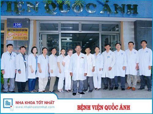 Bệnh Viện Quốc Ánh - 104-110 Đường Số 54, Phường Tân Tạo , Bình Tân