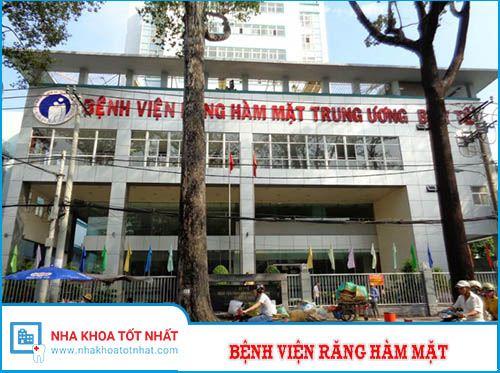 Bệnh Viện Răng Hàm Mặt - 201A Nguyễn Chí Thanh, P. 12 , Quận 5