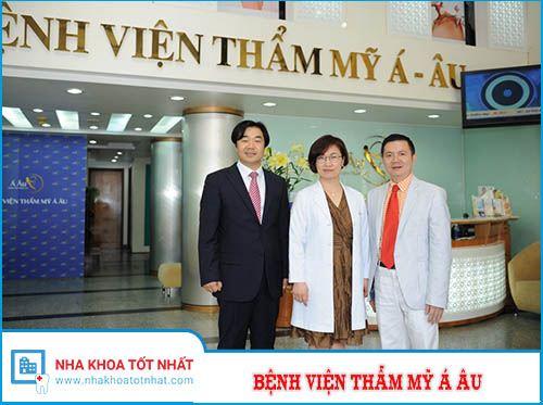 Bệnh Viện Á Âu - 32D Thủ Khoa Huân, P. Bến Thành, Quận 1