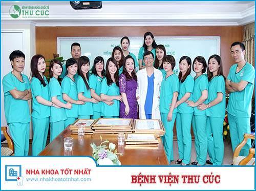 Khoa Răng Hàm Mặt - Bệnh viện Thu Cúc Số 286 Thụy Khuê, Tây Hồ
