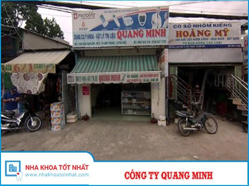 Y TẾ QUANG MINH -  232/35 Cộng Hoà, Quận Tân Bình