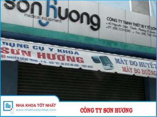 Công Ty Sơn Hương - 351/126 Lê Đại Hành P.11, Q.11