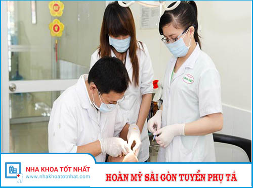 Đa Khoa Hoàn Mỹ Sài Gòn Tuyển Phụ Tá