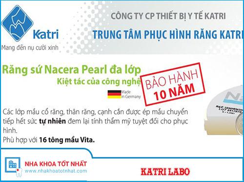 KATRI LABO - Số 9 - Đường 2 - Trần Thái Tông - Cầu Giấy