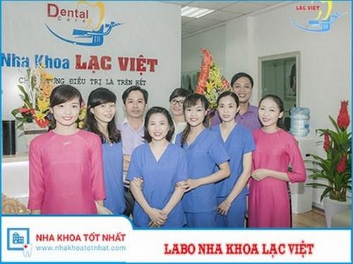 LaBo Nha Khoa Lạc Việt - 74 Tây Sơn - Đống Đa - Hà Nội