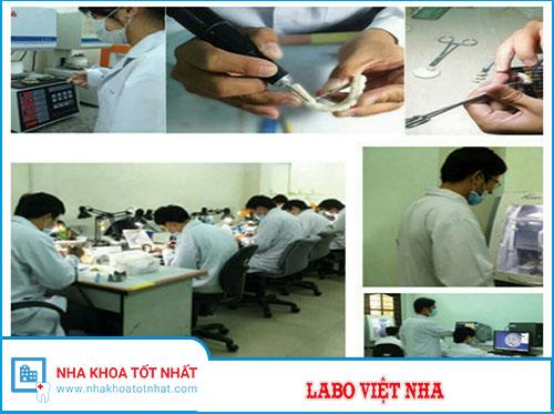 Labo Việt Nha - 170 Nguyễn Duy Trinh, P. Bình Trưng Tây, Q. 2