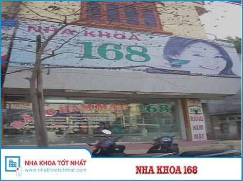 Nha Khoa 168 Số 48 Phùng Hưng, Phúc La, Hà Đông