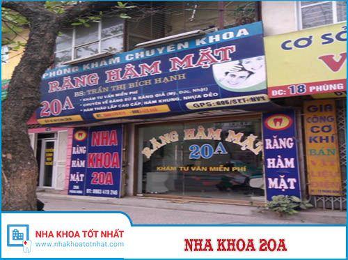 Nha khoa 20A - 12 Phùng Hưng, Phúc La, Hà Đông