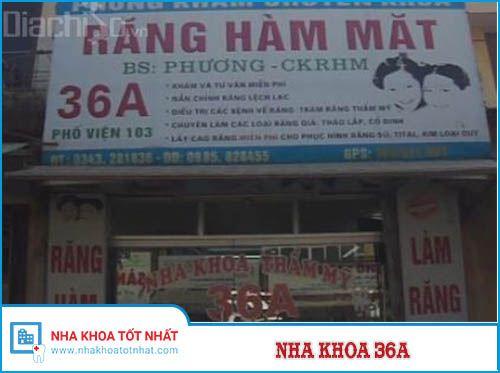 Nha Khoa 36A Số 36 Phùng Hưng, Phúc La, Hà Đông