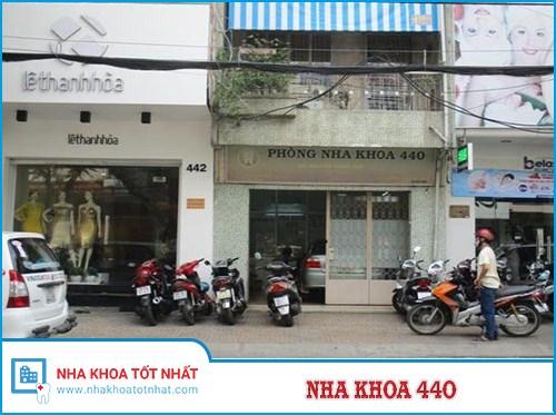 Nha khoa 440 Số 440 Võ Văn Tần, Phường 5 , Quận 3