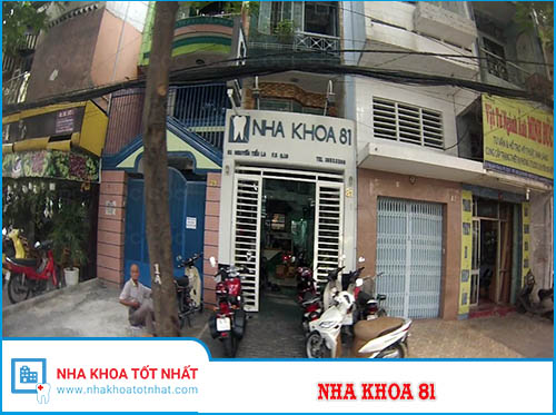 Nha Khoa 81 - 81 Nguyễn Tiểu La, Phường 5 , Quận 10