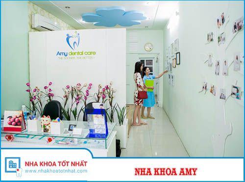 Nha khoa Amy - 166 B Trần Đình Xu, P. Nguyễn Cư Trinh , Quận 1