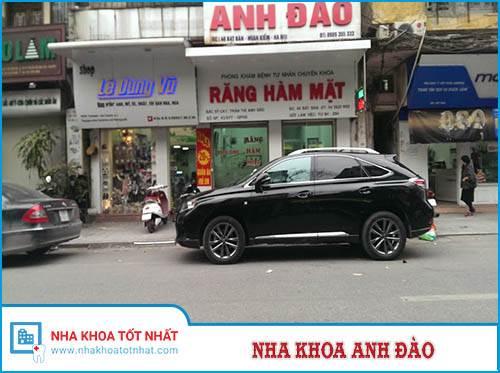 Nha Khoa Anh Đào - 40 Bát Đàn, Cửa Đông, Hoàn Kiếm, Hà Nội