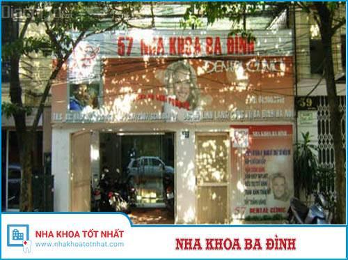 Nha Khoa Ba Đình - 57 Linh Lang, Cống Vị, Ba Đình