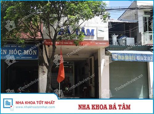 Nha khoa Bá Tâm - 48/3B Bà Triệu, Thị trấn Hóc Môn , Huyện Hóc Môn