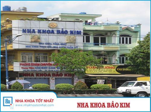 Nha khoa Bảo Kim - 925 Trường Chinh, Tây Thạnh, Tân Phú