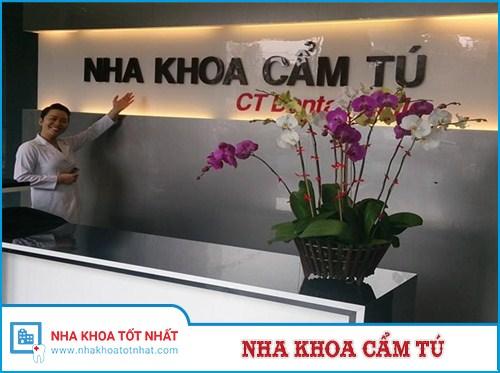 Nha khoa Cẩm Tú - 4B Trần Hưng Đạo, Quận 1, TP Hồ Chí Minh