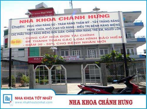 Nha Khoa Chánh Hưng - 357 Phạm Hùng, Xã Bình Hưng, H. Bình Chánh