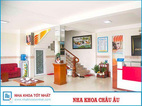 Nha Khoa Châu âu - 17A Lê Văn Miến, P. Thảo Điền , Quận 2