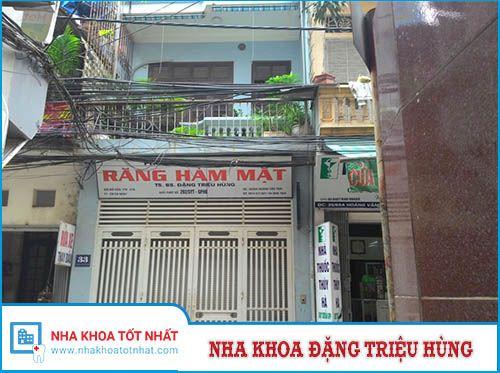 Nha khoa Đặng Triệu Hùng - 33/69A Hoàng Văn Thái, P. Khương Trung, Thanh Xuân