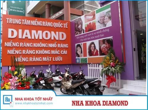 Nha Khoa Diamond số 121-123 Điên Biên Phủ, P. Đa Kao, Quận 1, TPHCM