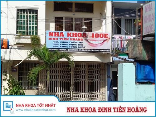 Nha Khoa Đinh Tiên Hoàng - 100E Đinh Tiên Hoàng, P. 1 ,Q. Bình Thạnh