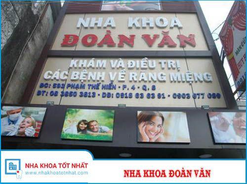 Nha Khoa Đoàn Văn - 593 Phạm Thế Hiển, Phường 4 , Quận 8