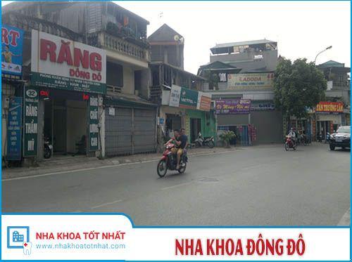 Nha Khoa Đông Đô - 32 Trường Lâm, Đức Giang, Long Biên