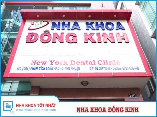 Nha khoa Đông Kinh - 140 Phan Xích Long, P. 2, Q. Phú Nhuận