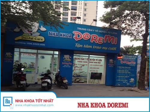 Nha khoa Doremi - 250 Mỹ Đình, P. Mỹ Đình 2, Q. Nam Từ Liêm