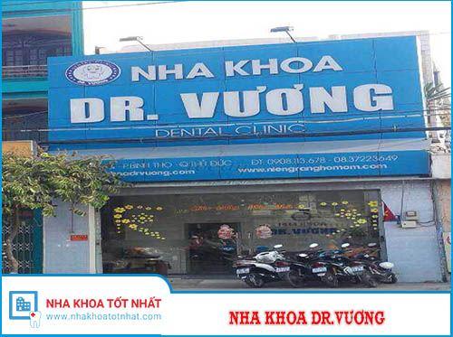 Nha Khoa Dr.Vương - 52 Đặng Văn Bi, P. Bình Thọ, Thủ Đức