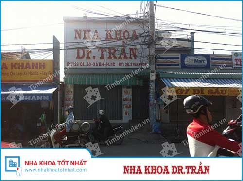 Nha khoa Dr.Trần - B17/28 Quốc Lộ 50, Xã Bình Hưng, H. Bình Chánh