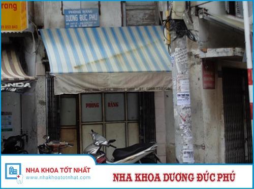 Nha Khoa Dương Đức Phú - 400 Bis Lê Quang Định, P. 11, Q. Bình Thạnh