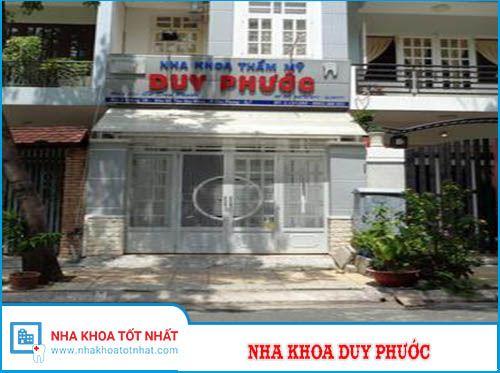 Nha Khoa Duy Phước - 3 KDC Tân Quy Đông, Đường 38, P. Tân Phong, Q. 7