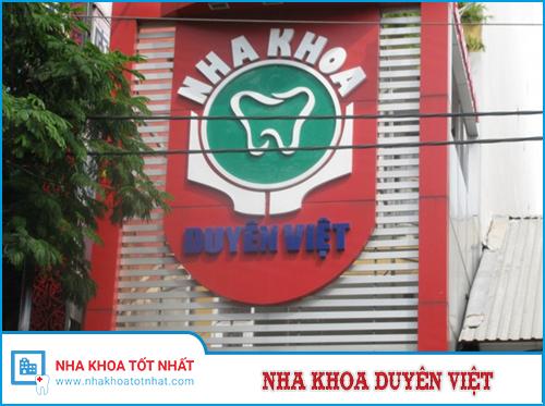 Nha Khoa Duyên Việt - 512 Lê Văn Sỹ, Phường 14, Quận 03, TPHCM