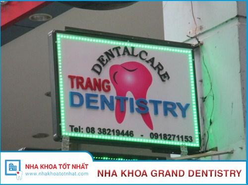 Nha khoa Grand Dentistry - 183 Lê Thánh Tôn, P.Bến Thành,Q.1