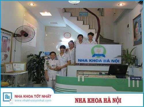 Nha Khoa Hà Nội - 167 Quan Hoa, Cầu Giấy, Hà Nội