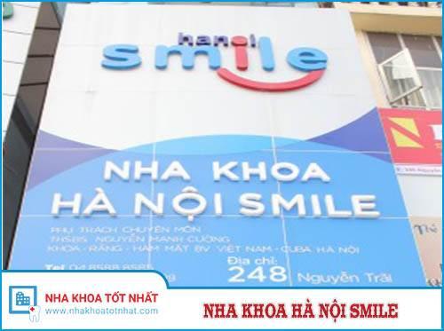 Nha khoa Hà Nội Smile - 248 Nguyễn Trãi, Thanh Xuân