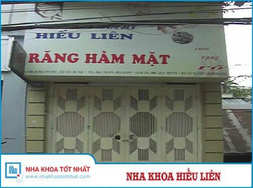 Nha Khoa Hiếu Liên - 8A Yên Phụ , Phường Yên Phụ, Quận Tây Hồ