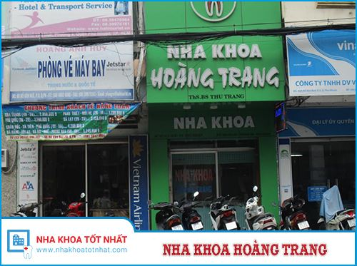 Nha khoa Hoàng Trang - 88A Hồ Văn Huê, Phường 9, Phú Nhuận