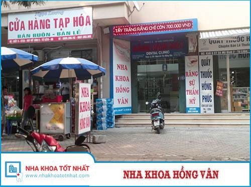 Nha Khoa Hồng Vân - Kiot 5 CT2A Lưu Hữu Phước, P. Mỹ đình 2, Q. Từ Liêm