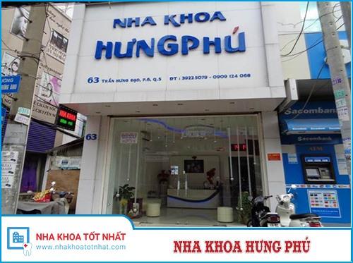 Nha khoa Hưng Phú - 63 Trần Hưng Đạo, Phường 6 , Quận 5