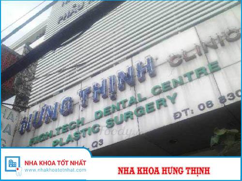 Nha Khoa Hưng Thịnh - 591 Điện Biên Phủ, Phường 5 , Quận 3