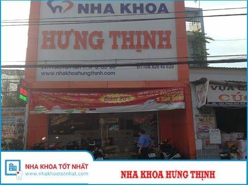 Nha khoa Hưng Thịnh - 241 Phan Huy Ích - Phường 14 - Quận Gò Vấp