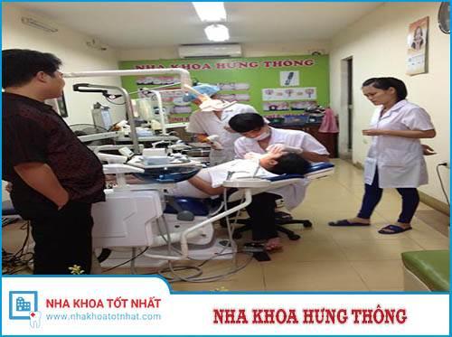 Nha Khoa Hưng Thông - 125 Phan Văn Trường, Cầu Giấy, Hà Nội