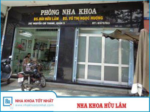 Nha Khoa Hữu Lâm - 287 Nguyễn Chí Thanh, Phường 15 , Quận 5