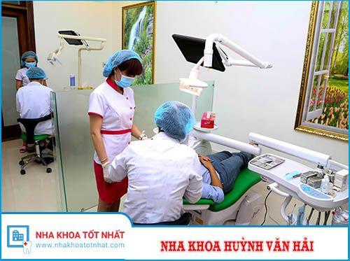 Nha Khoa Huỳnh Văn Hải - 823 Lũy Bán Bích, Phường Tân Thành, Tân Phú
