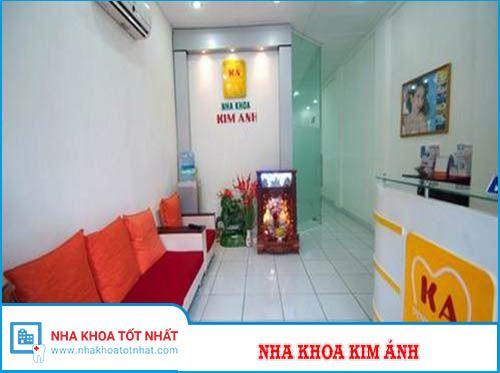 Nha Khoa Kim Ánh - 98 Nguyễn Thị Tần, Phường 2 , Quận 8