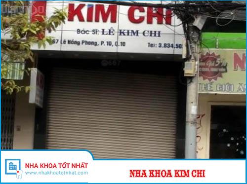 Nha Khoa Kim Chi - 667 Lê Hồng Phong, Phường 10 , Quận 10